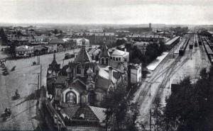 Часовня Городецкого Федоровского монастыря