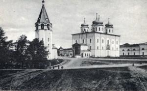 Кремль. Спасо-Преображенский Кафедральный собор