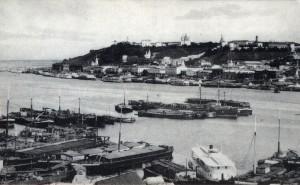 Фотография старого Нижнего Новгорода