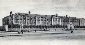 Вдовий дом имени Н.А. Бугрова (пл. Лядова)