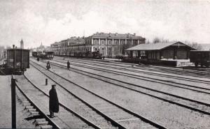 Вокзал Московско-Нижегородской железной дороги