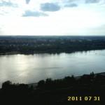 Нижний Новгород - вид на Оку -2011