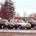 Волга ГАЗ 3105