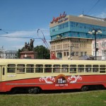 Нижегородский трамвай.