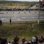 Гонки ГАЗ 2005 осень.