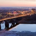 Весенние панорамы Нижнего Новгорода.